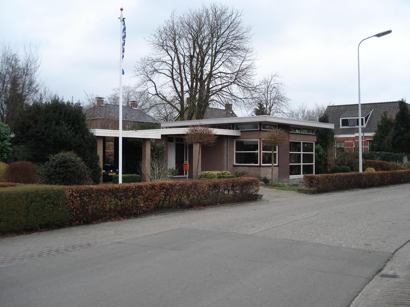 Modernisering bungalow